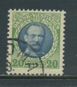 Danish West Indies 46 Used