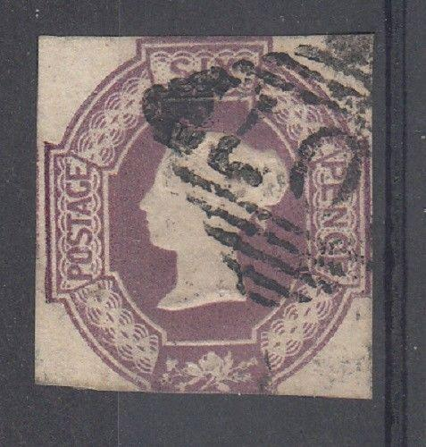 Great Britain Scott 7 Used fine (Catalog Value $875.00)
