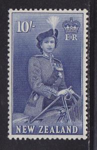 New Zealand Scott # 301 VF lightly hinged nice color scv $ 50 ! see pic !