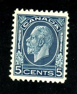 CANADA 199 MINT FVF OG LH Cat $14