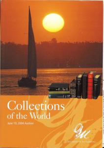 Collections of the World: Sale #176, Greg Manning Auction...
