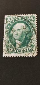 US #31 Used CV 1100