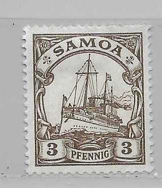 Samoa 57 3pf Yacht single MH