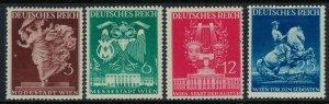 Germany #502-5*  CV $2.45  Vienna Fair