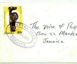 Jamaica Cover *Martha Brae* Violet TRD Church Radio 1978{samwells-covers}CS40