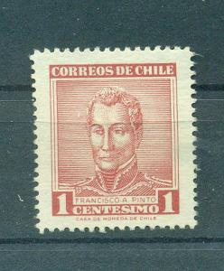 Chile sc# 324 mng cat value $.25