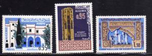 ALGERIA  ALGERIE 1967 LA KALAA MINARET BARDO MUSEUM SEDRATA RUINS COMPLETE SE...