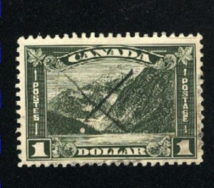 Canada #177   used   VF  PD