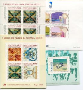 Portugal Mint NH Lot  VF