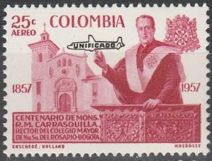 Colombia #C335 MNH F-VF (SU5316)