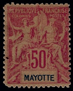 Mayotte Sc #16 Mint Fine...Colonies are in demand!