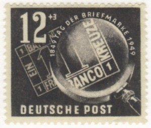 Germany DDR #B14 Deutsche Post MNH