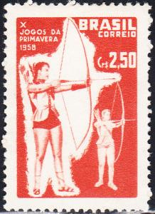 Brazil #880 MNH