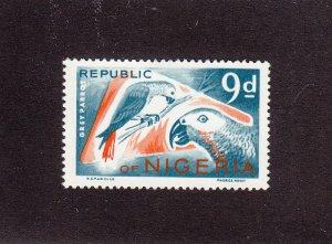 Nigeria Scott #191 MH