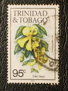 Trinidad & Tobago #401i used