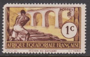 French Equatorial Africa Sc#33 MNH