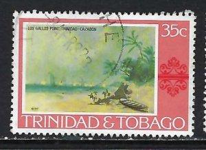 TRINIDAD & TOBAGO 265 VFU A326-7