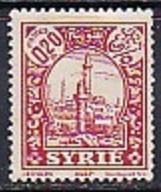 Syria 1936 Scott 211 View MH