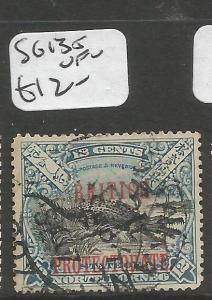 North Borneo SG 135 MNG (3clr)