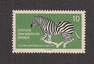 GERMANY - DDR SC# 552 VF MNH 1961
