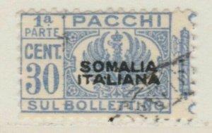 Somalia Pacchi 1928-41 30c Usato Italia Colonie Italy Colony A18P14F205