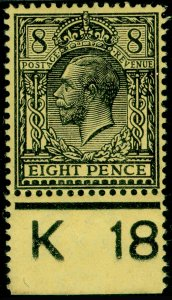[SOLD] SG390 SPEC N28(-), 8d grey-blk/yellow-buff, NH MINT UNLISTED. CONTROL K18
