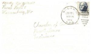 1965 St. L. & K.C. R.P.O.Railroad #122