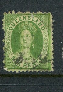 Queensland #42 Used  - Make Me A Reasonable Offer