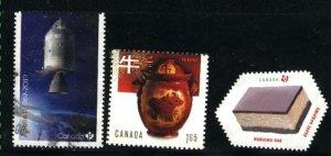 Canada   (3)  -6   used   PD