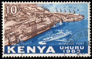 Kenya Scott 13 Used.