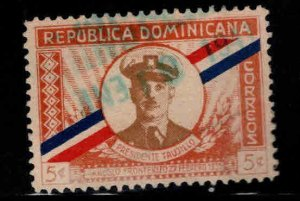 Dominican Republic Scott 300 Used stamp