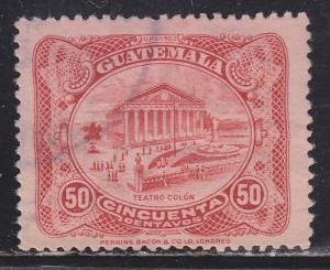Guatemala 212 The Columbus Theater 1924