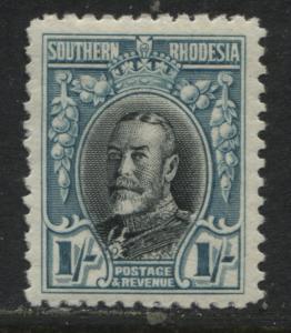 Southern Rhodesia KGV 1937 1/ perf 14  mint o.g.