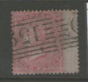 GB 1855 Queen Victoria SG 64 FU