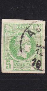 GRIECHENLAND GREECE [1889] MiNr 0078 a C ( O/used )