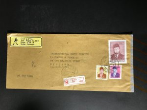 Indonesia #780//B242 Cover to Finland (1970-1999) Cover #4891