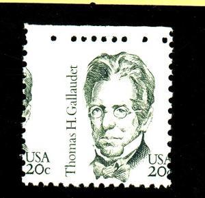 1861 MINT Misperfed VF NH