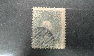 US #78b used grey e203 7910