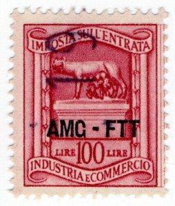 (I.B) Italy Revenue : Entrata Industria & Commercio 100L (AMG-FTT)