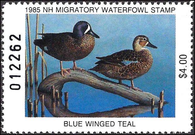 NH3 Mint,OG,NH... State Duck Stamp.. SCV $75.00