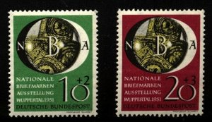 Germany Scott B318-19 Mint NH Minor Gum bend barely noticeable $82.00