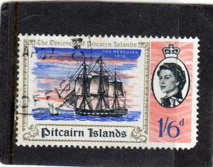 Pitcairn Island  Discovery of Island used
