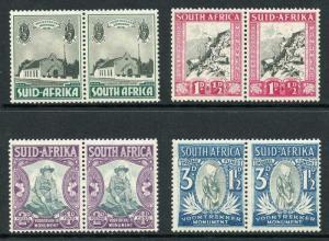 South Africa SG50/3 1933 Voortrekker set U/M