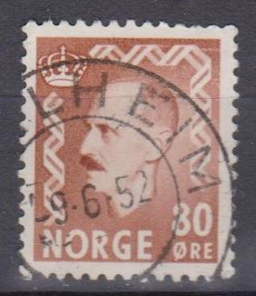 Norway #317 F-VF Used (B6685)
