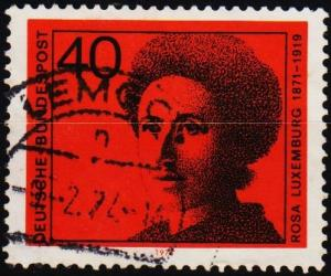 Germany. 1974 40pf  S.G.1685 Fine Used