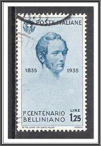 Italy #352 Vincenzo Bellini Used