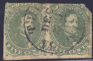 CSA 1 Used F PAIR SCV$425.00 (CSA1-5) Stone 2
