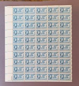 996, Indiana Territory, Mint Sheet, CV $18