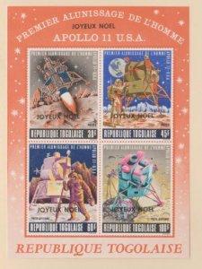 Togo Scott #C121a Stamps - Mint NH Souvenir Sheet
