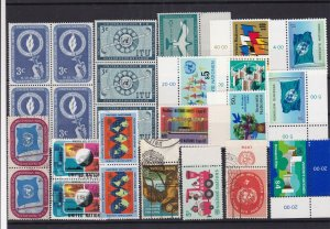 United Nations Stamps Ref 15719